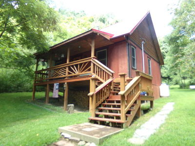 Lewisburg WV Single Family Home For Sale: $189,900