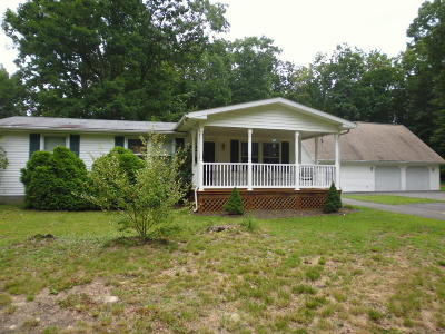 Lewisburg Single Family Home For Sale: 347 Anderson Estates Rd