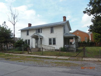 Ronceverte WV Single Family Home Sold: $26,050