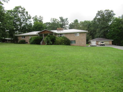 Single Family Home For Sale: 6650 Beech Run Road