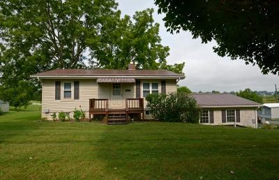 Lewisburg Single Family Home For Sale: 3057 Houfnaggle Rd