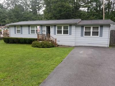 Beckley WV Single Family Home For Sale: $89,900