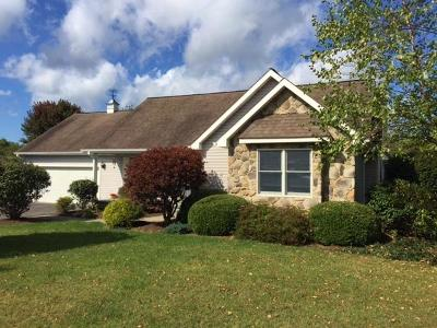 Lewisburg Single Family Home For Sale: 257 E Bailey Rd