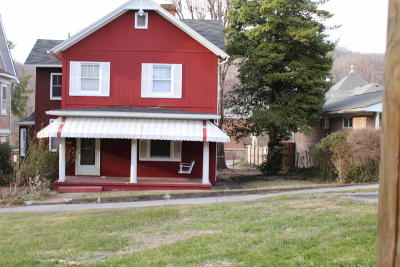 Hinton WV Single Family Home For Sale: $58,900