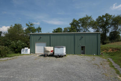 Greenbrier County Commercial For Sale: 16110 Seneca Trl