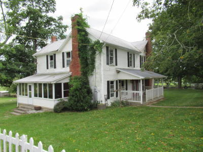 Ronceverte Single Family Home For Sale: 1463 Hokes Mill Road