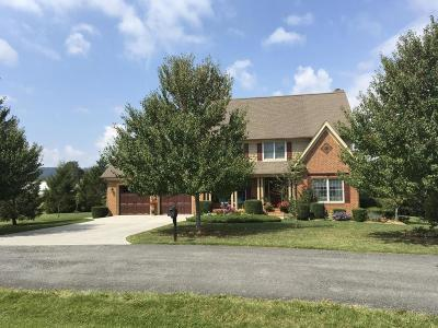 Lewisburg Single Family Home For Sale: 411 James River Road