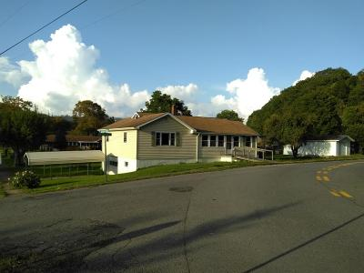 Rainelle WV Single Family Home For Sale: $63,000