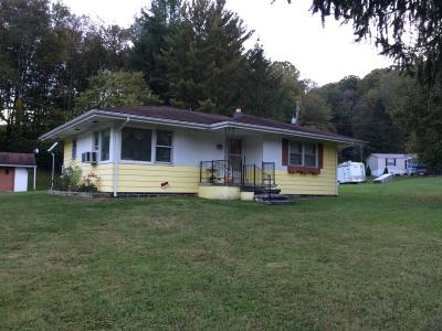 McRoss WV Single Family Home For Sale: $68,500