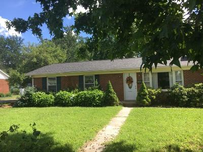 White Sulphur Springs Single Family Home For Sale: 183 Woodland Ave