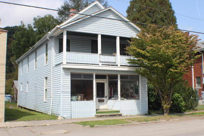 Marlinton WV Commercial For Sale: $20,000