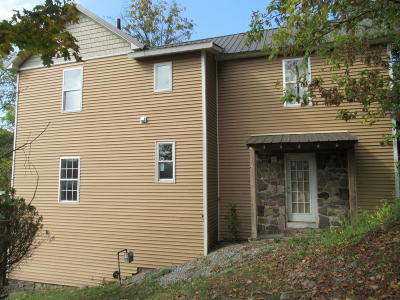 Ronceverte Single Family Home For Sale: 175 Greenbrier Ave