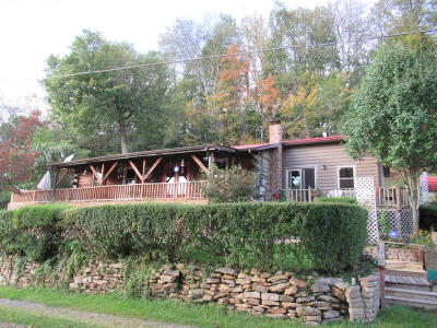 Quinwood WV Single Family Home For Sale: $179,900