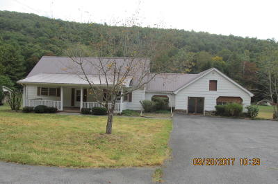 White Sulphur Springs WV Single Family Home Sold: $72,500