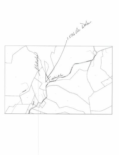 Union Residential Lots & Land For Sale: LOT 5.1 Hickory Hills Road