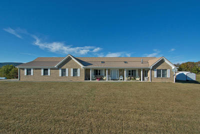 Union Farm For Sale: 23134 S Seneca Trl