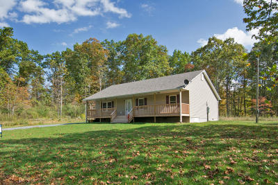 Lewisburg Single Family Home For Sale: 431 Broken Star Acres Rd