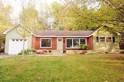 Lewisburg WV Single Family Home For Sale: $185,000