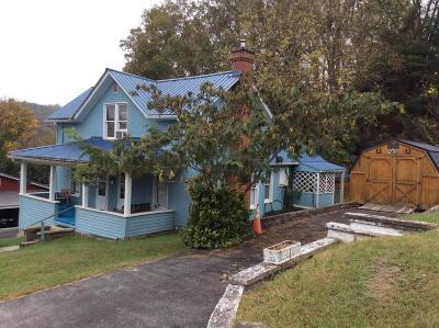 Ronceverte WV Single Family Home For Sale: $79,000