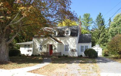 Lewisburg Single Family Home For Sale: 529 Court St S