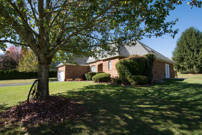 Lewisburg Single Family Home For Sale: 172 Old White Dr