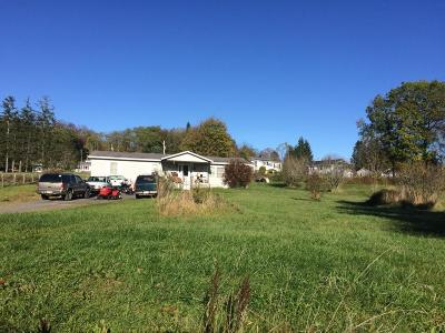 Charmco WV Single Family Home For Sale: $42,000