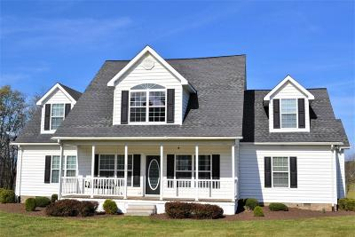 Lewisburg Single Family Home For Sale: 200 Skyview Ln