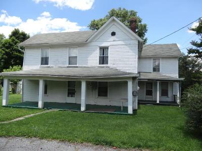 Alderson Single Family Home For Sale: 277 Washington Street