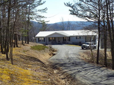 White Sulphur Springs WV Single Family Home For Sale: $275,000