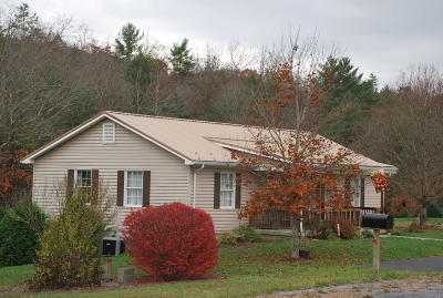 Lewisburg Single Family Home For Sale: 5308 Pocahontas Trail