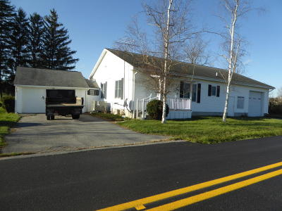 Lewisburg Farm For Sale: 4005 Fairview Rd