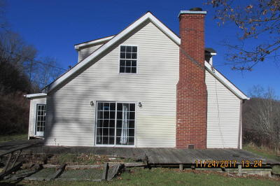 Quinwood WV Single Family Home Sold: $7,500