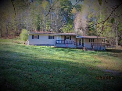 Fayette County, Greenbrier County, Mercer County, Monroe County, Nicholas County, Pocahontas County, Raleigh County, Summers County Single Family Home For Sale: 3466 Ward Road