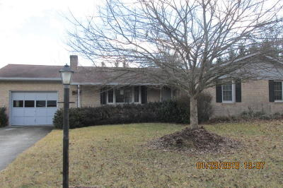 Maxwelton WV Single Family Home Pending: $117,800