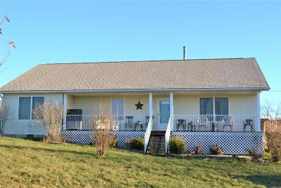 Sinks Grove WV Single Family Home For Sale: $142,900
