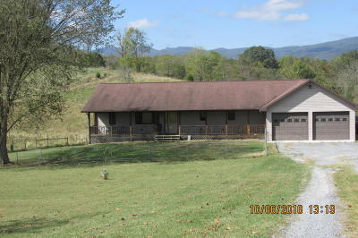 Single Family Home Sold: 13539 Wolf Creek Rd. Hc75 Bx 7a 3