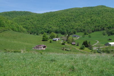 Renick WV Farm For Sale: $245,000