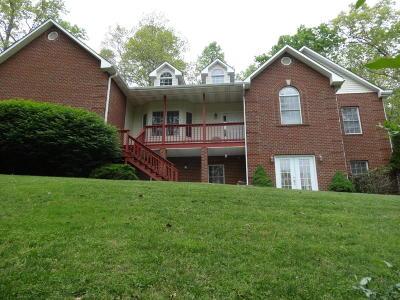 Lewisburg Single Family Home For Sale: 125 Oak Crest Lane