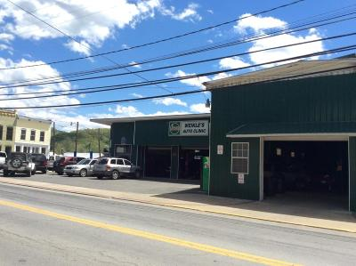 Greenbrier County Commercial For Sale: 105 E Main St