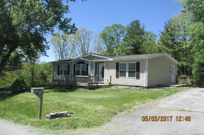 Mobile Home Sold: 2595 Coulters Chapel Rd