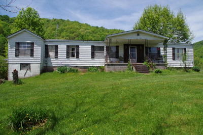 Lewisburg Mobile Home For Sale: 1905 Julia Rd