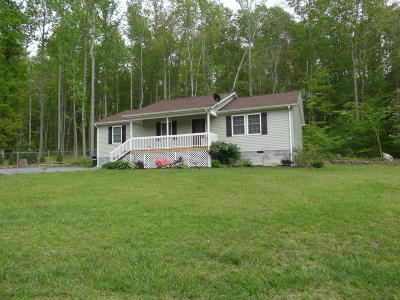 Lewisburg WV Single Family Home For Sale: $150,000