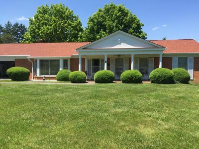 Lewisburg Single Family Home For Sale: 219 Dwyer Ln