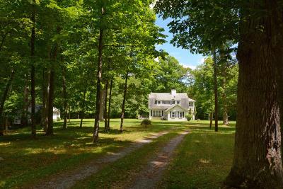White Sulphur Springs Single Family Home For Sale: 2398 Big Draft Rd
