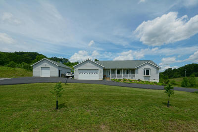Peterstown WV Single Family Home For Sale: $284,900