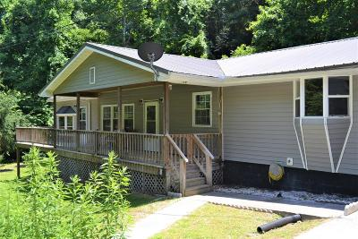 Lewisburg Single Family Home For Sale: 182 Mathews Ford Rd