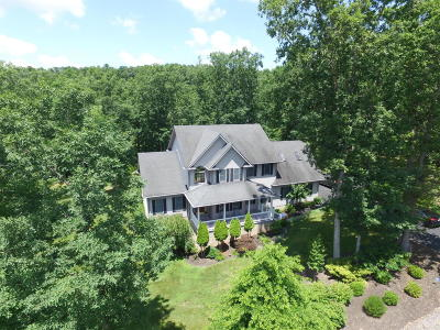Lewisburg Single Family Home For Sale: 369 Fox Ridge Rd