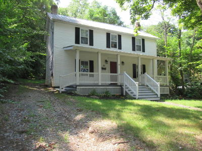Lewisburg WV Single Family Home For Sale: $205,000