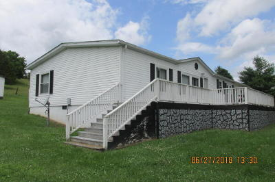 Mobile Home Sold: 1069 Blue Sulphur Springs Rd