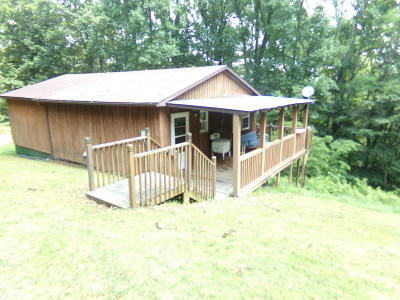 Renick WV Single Family Home For Sale: $55,000